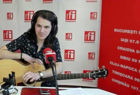 Andrei Neagu la RFI Romania